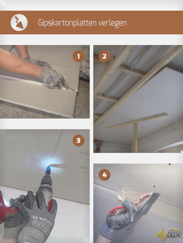 Gipskartonplatten Verlegen Trockenbau Altbau Renovierung Trockenbau Ideen