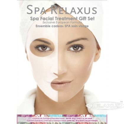 Spa Collagen Facial Sheet Mask - 1 Piece(s) by Relaxus (pack of 6) Natural Plant Moisturizing Lip Balm Portable Size Women Winter Lip Care Refine Repair Lip Anti-aging Lipstick Lip Balm