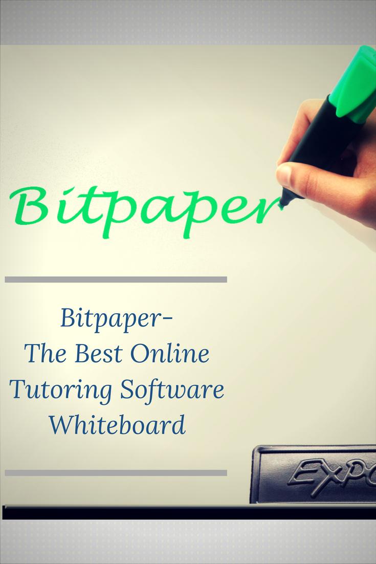 Bitpaper The Best FREE Online Tutoring Software