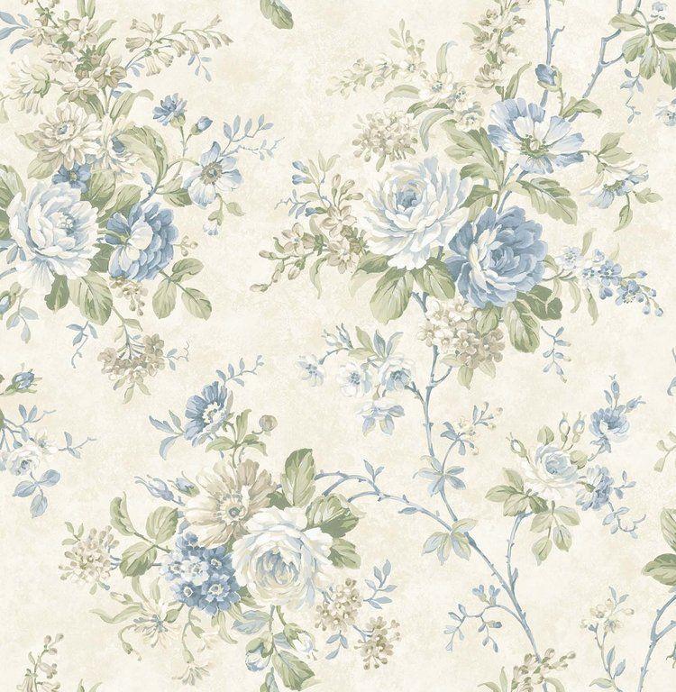 85 Wohnzimmer Tapeten Ideen: Tapeten, Muster Blume, Tapete
