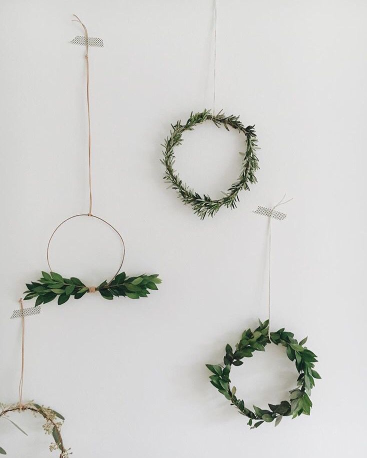 What Inspires Dancaji U2014 Mini Wreaths For Sale On My Website!