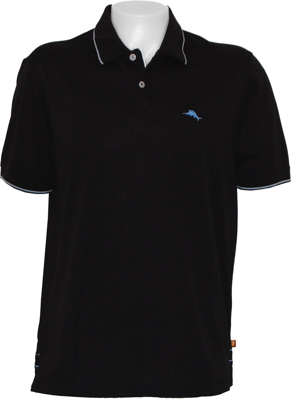 Tommy Bahama Island Lite Polo Polo Shirt in Black