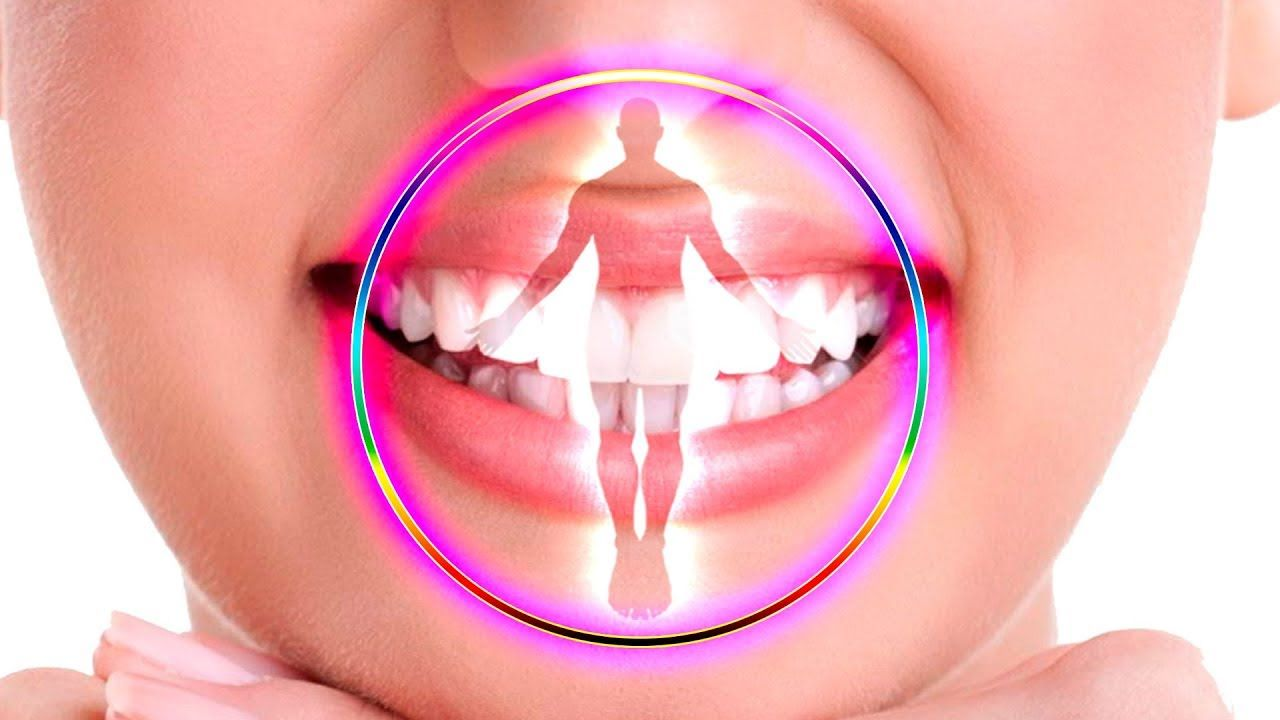 10000 Hz Full Restore TEETH Regeneration Regrowth Repair