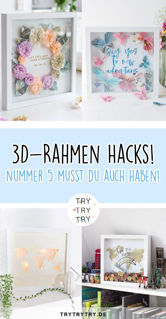 List of Good DIY Geschenke from trytrytry.de