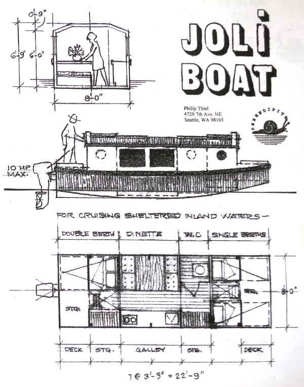 joli boat