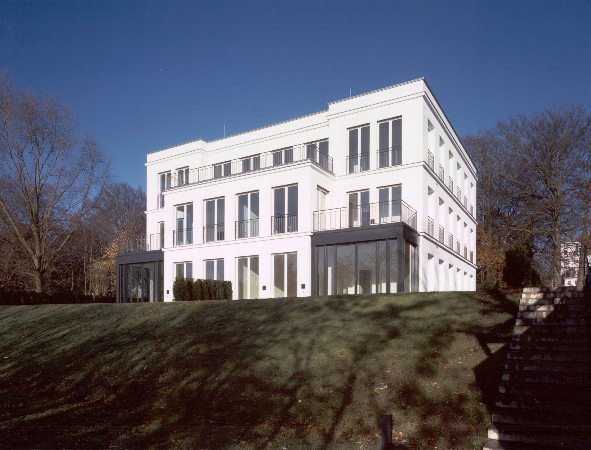 Elbchaussee Kahlfeldt Architekten Architektur