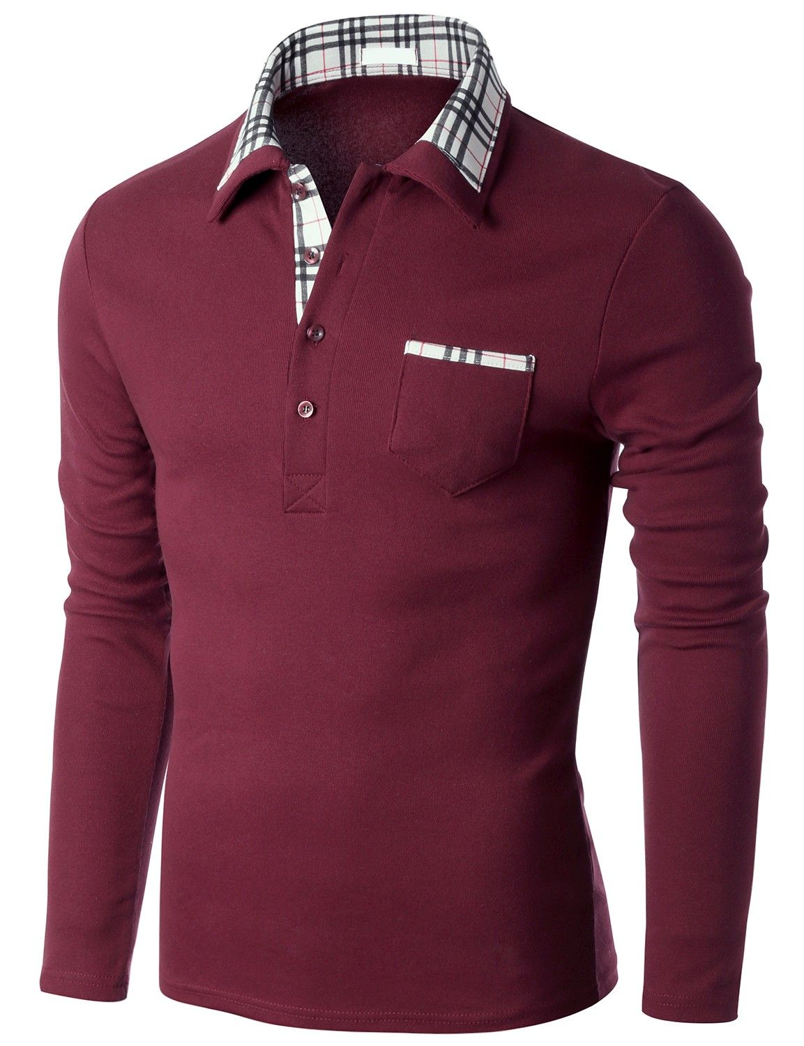 255e23eed6a5 Mens Long Sleeve Polo Shirts At Jcpenney