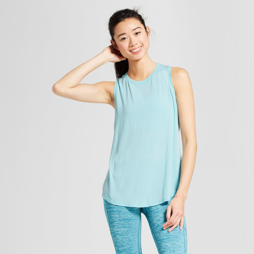 The Women's Active Tank Top from C9 Champion features a