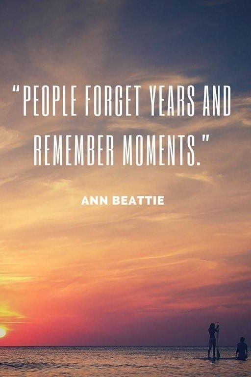 Travel Quotes | Collect moments, not things.