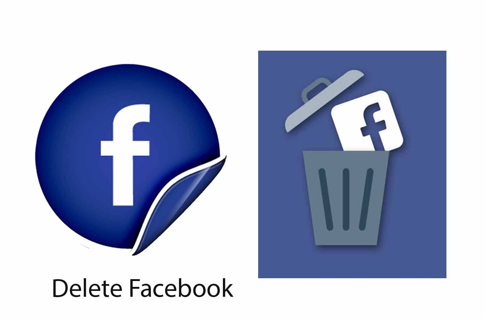 Delete My Facebook Account How To Deactivate A Facebook Account Delete Facebook Accounting Deactivated