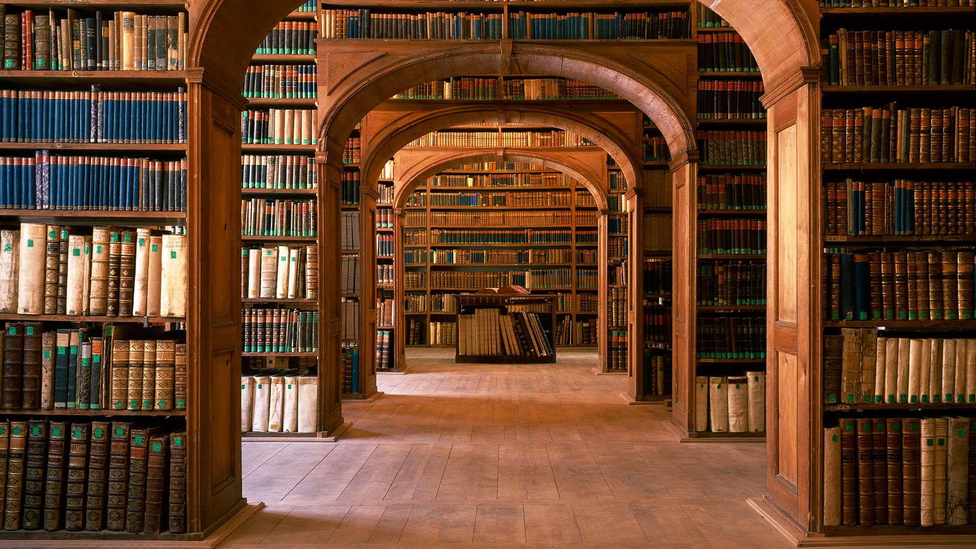 Hd Library Wallpaper Beautiful Library City Lights