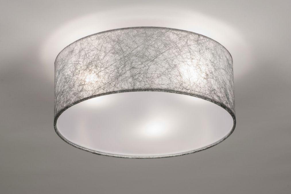 artikel prachtige ronde plafondlamp gemaakt van