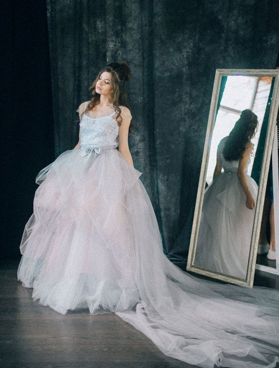 """Wedding dress """"Blooming Heaven"""" 
