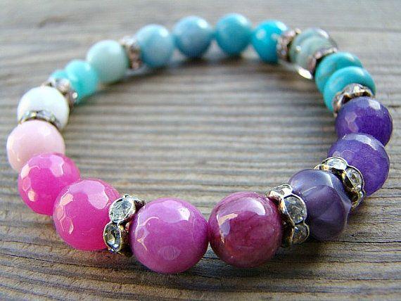 Bohemian Jewelry, Bohemian Bracelet, Boho Gypsy, Gypsy Jewelry, Hippie Jewelry, Gypsy Boho, Gypsy Bohemian Jewelry, Stretch Bracelet