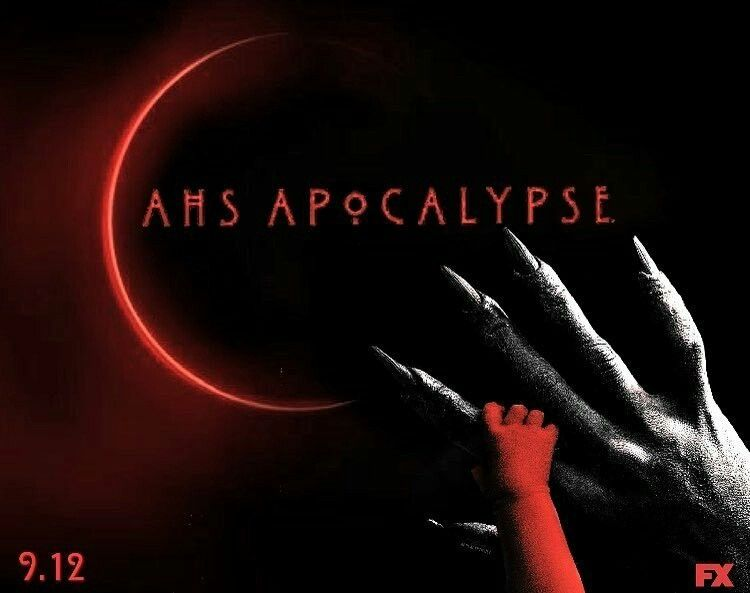Apocalypse Evan Peters American Horror Story American Horror Story American Horror