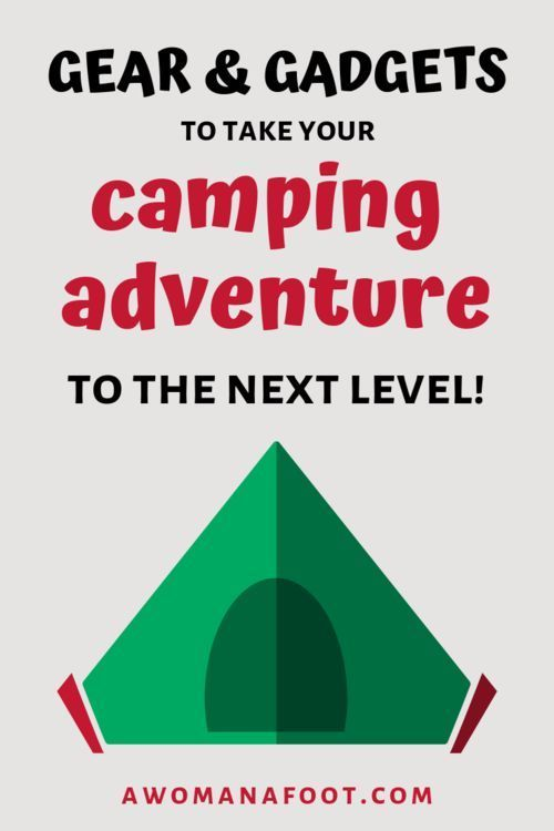 Photo of Gear and Gadgets to Take Your Camping Experience to the Next Level!