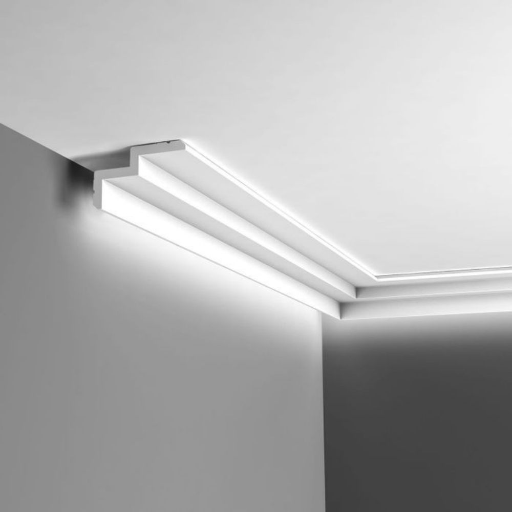 Indirect Lighting Moulding In 2020 Cove Lighting Ceiling Orac Decor Indirect Lighting