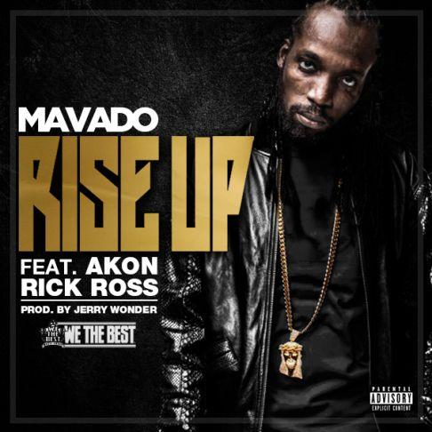 Mavado ft  Rick Ross & Akon – Rise Up (MP3) | Music
