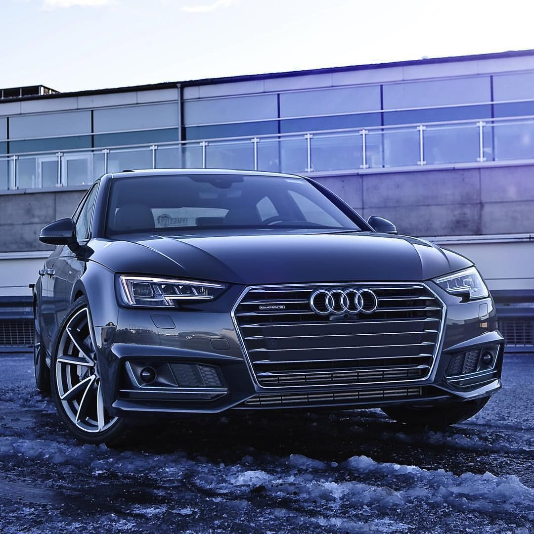 Audi A4 Sports Car: Car: 2016 @Audi A4 3.0TDI Quattro S-line (272hp, V6 Diesel