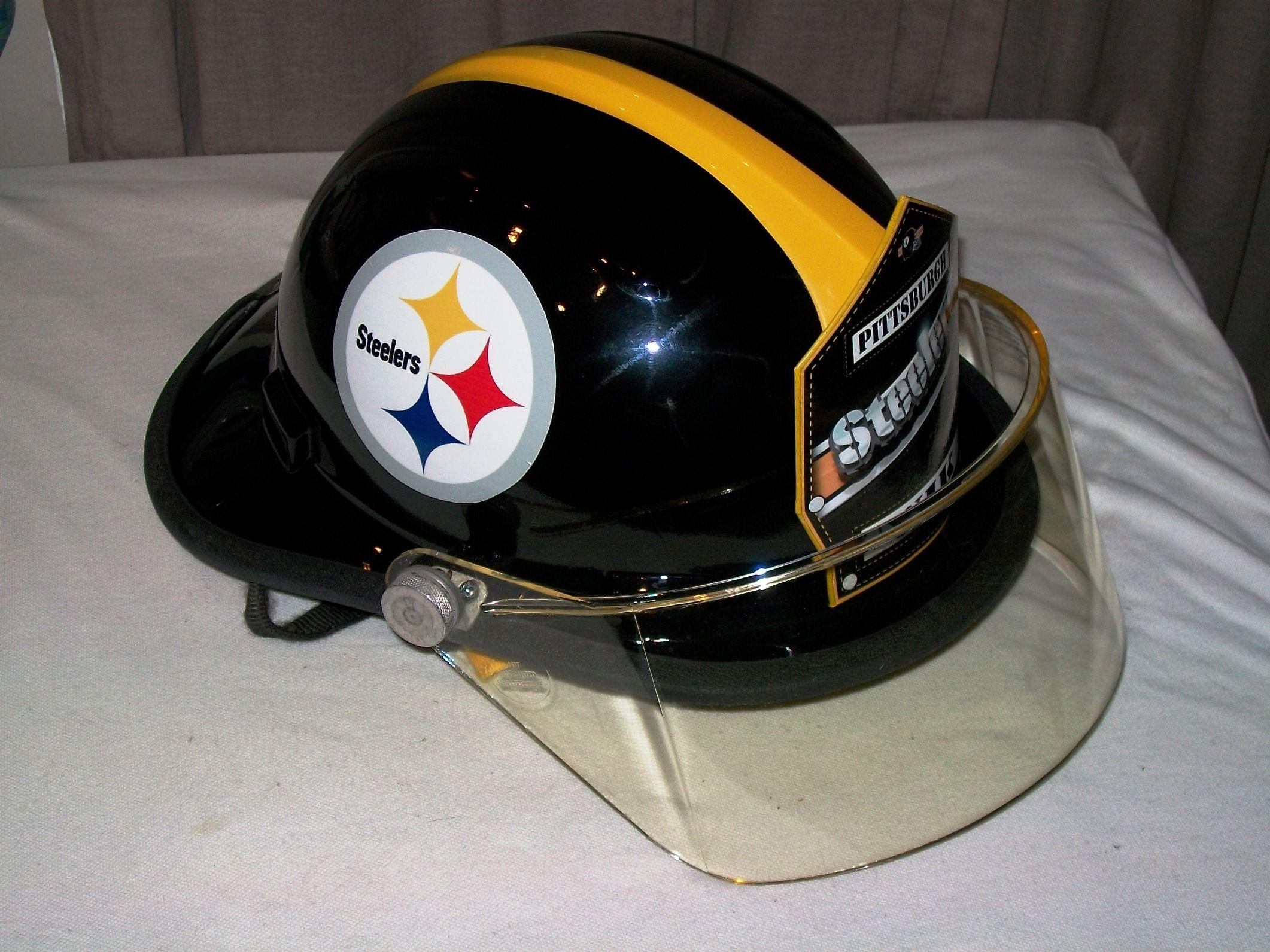 0efe1f51a4c Pittsburgh Steelers Helmet