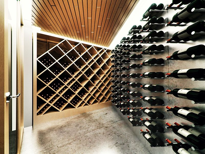 Exceptional Sol Cave A Vin #2: Top 25 Ideas About Cave à Vin On Pinterest | Models, Wine Coolers And Boss