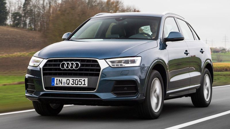 Audi Q3 2015. Auto accessories for any auto models - http://autox1