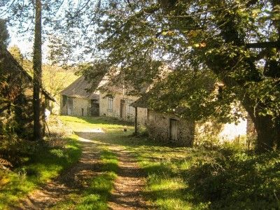 Property for sale in Limousin France - renovation and g