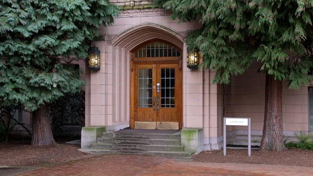 The University Of Washington Awarded Its First Graduate Degree In