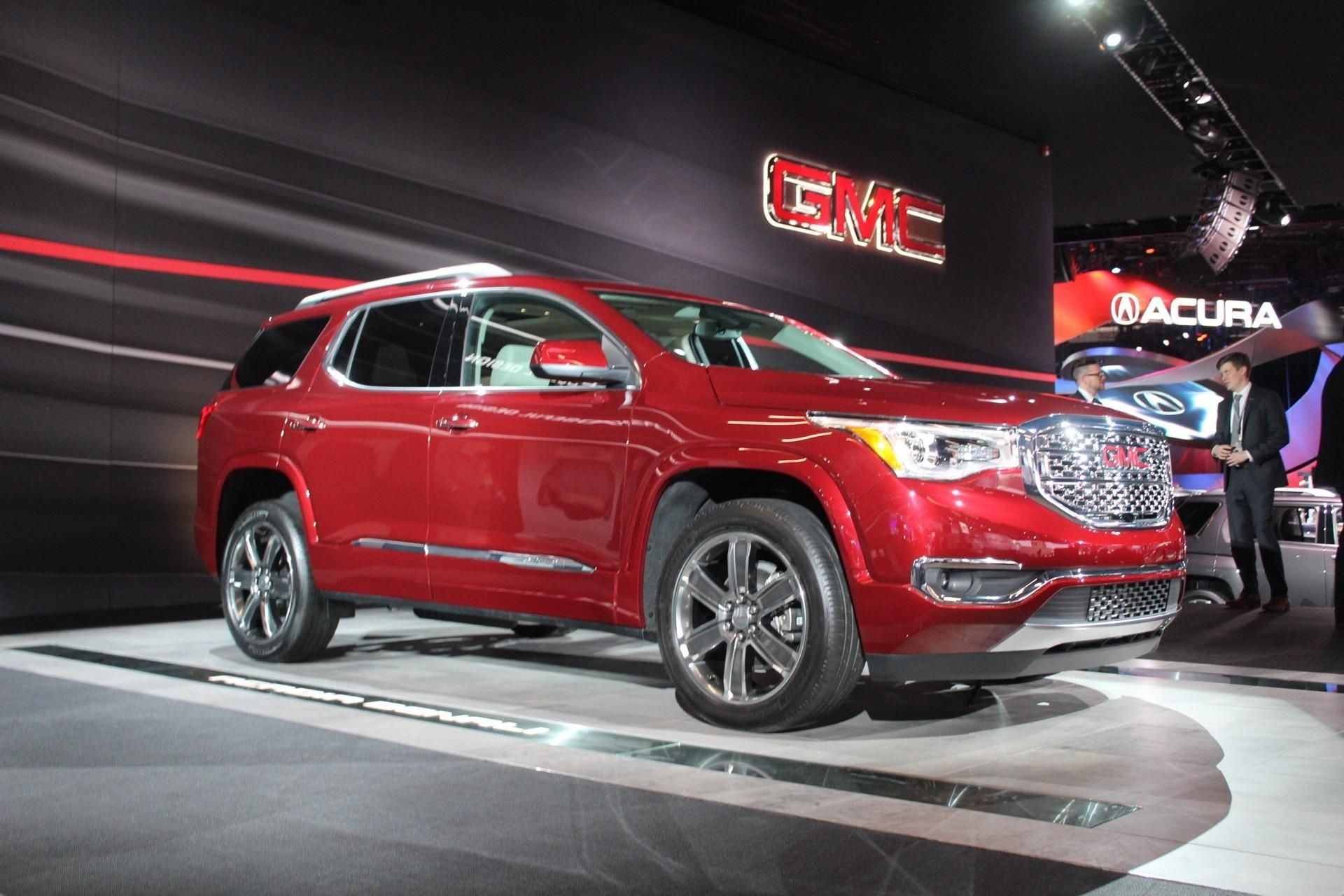 2019 Gmc Acadia Denali Review Price Specs Rumors News
