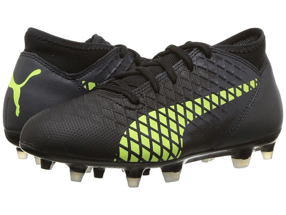 9d5d7d9b15 Puma Kids Future 18.4 FG/AG Soccer (Big Kid) Kids Shoes Puma Black ...