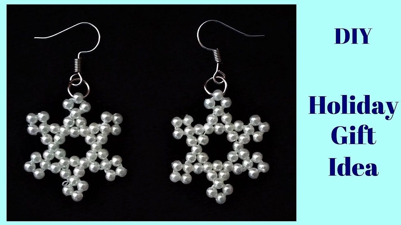 Photo of DIY Holiday Jewelry Idea . Easy and Affordable Christmas Present
