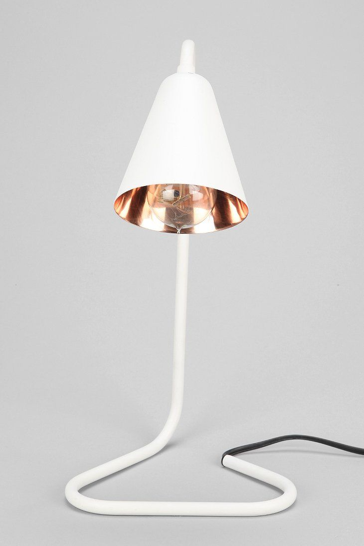 Elegant Assembly Home Paperclip Desk Lamp   Urban Outfitters