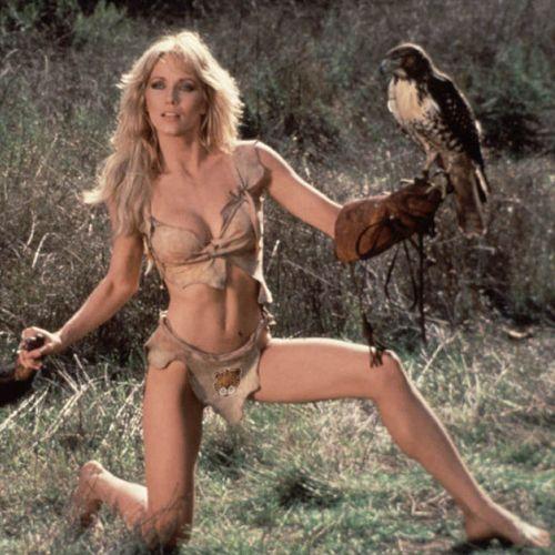 Tanya roberts nude scenes comp...who