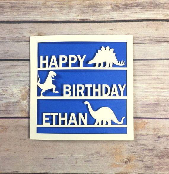 SON Birthday Cards ~ Choice of Designs