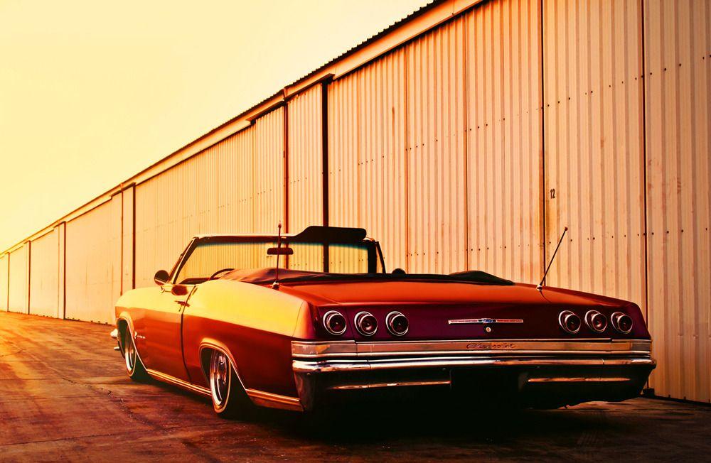 65 Impala drop top.