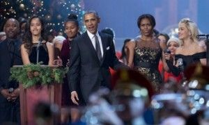Obama Cancels 'Christmas In Washington'… But Not This Muslim ...