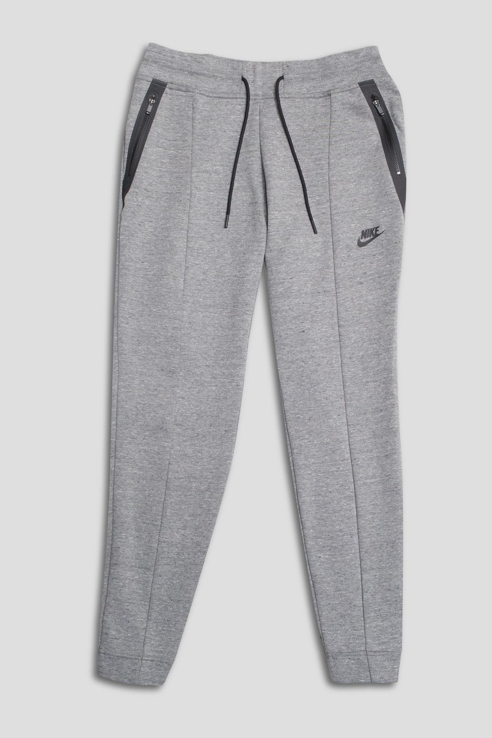 NIKE WOMENS SPORTSWEAR TECH FLEECE PANT CARBON HEATHER