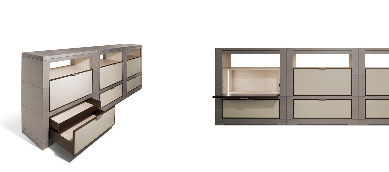 OLI series in new finishes for 2016. Hand made in