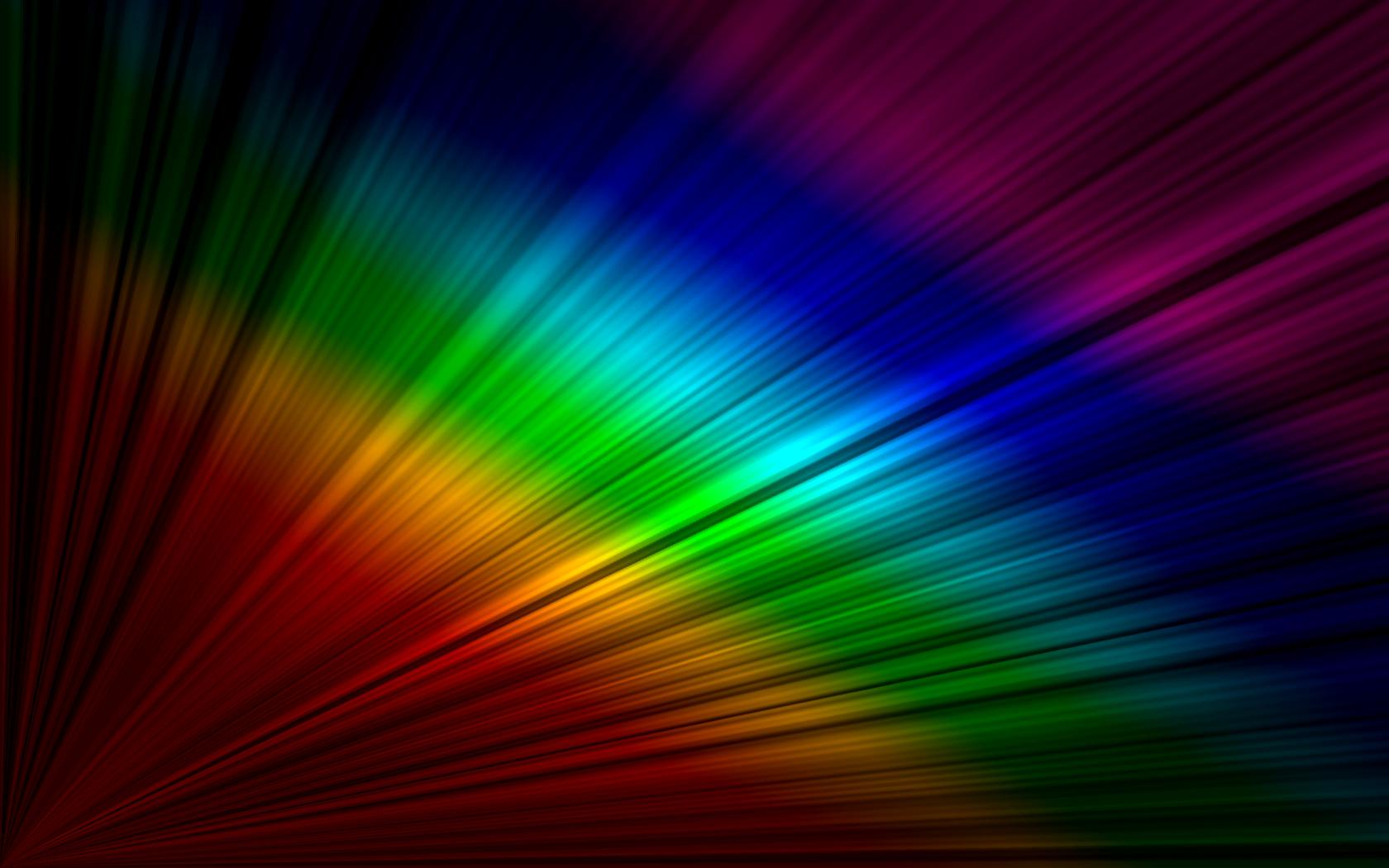 Rainbow Wallpaper Desktop: Astratto Arcobaleno Sfondi - Cerca Con Google