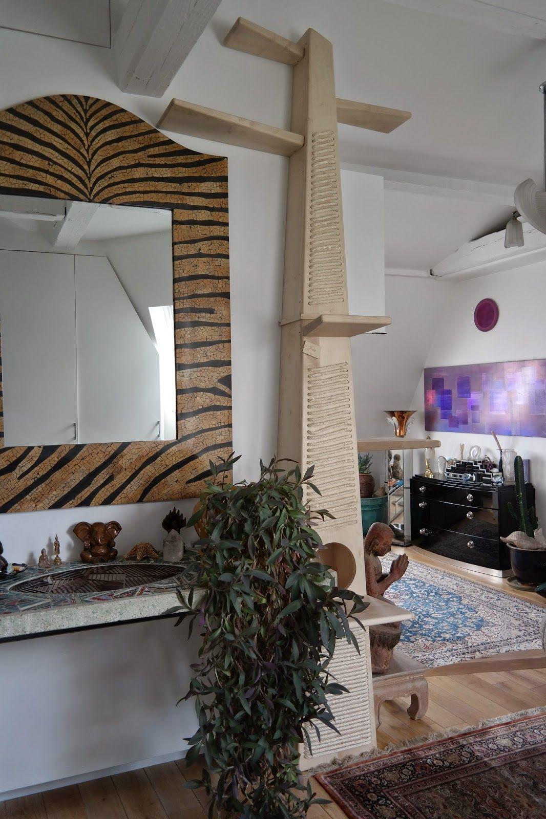 arbre chat chat pinterest chat enclos chat et animaux. Black Bedroom Furniture Sets. Home Design Ideas