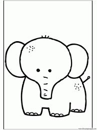 Resultado De Imagen Para Elefantes Bebes Para Colorear Colorear