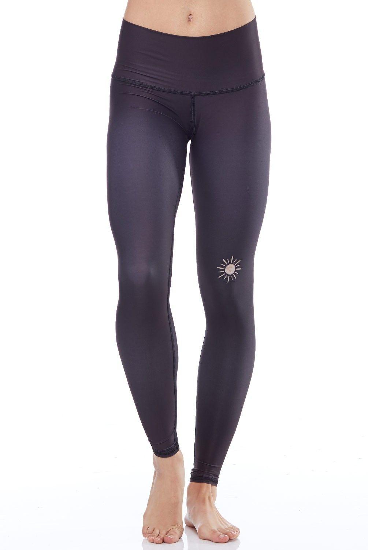 5b3dde8a100dc Teeki New Moon Hot Pant in Black | Things to Wear | Hot pants, Yoga ...
