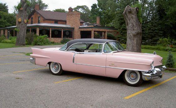 1956 cadillac eldorado coupe