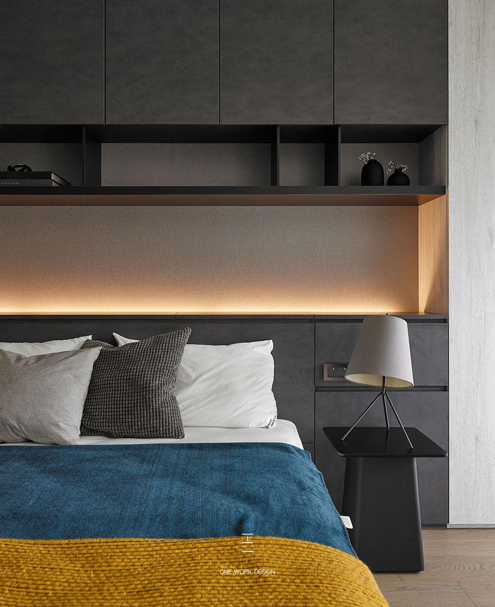 Bedroom cabinet ideas | BEDROOM | Pinterest | Dormitorio, Cabeceros ...