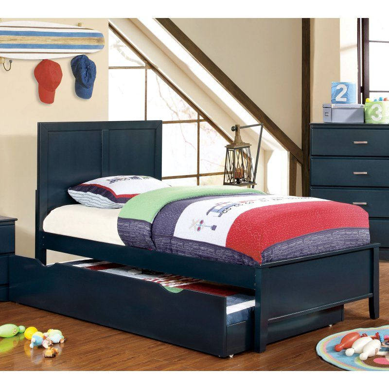 Furniture of America Gaetan Platform Bed | Products | Pinterest