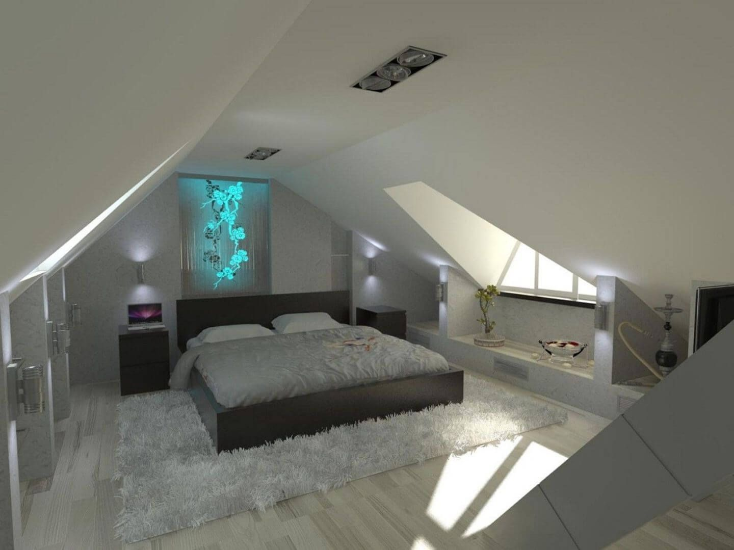 10 attic bedroom ideas 2020 (creative and awesome) in 2020