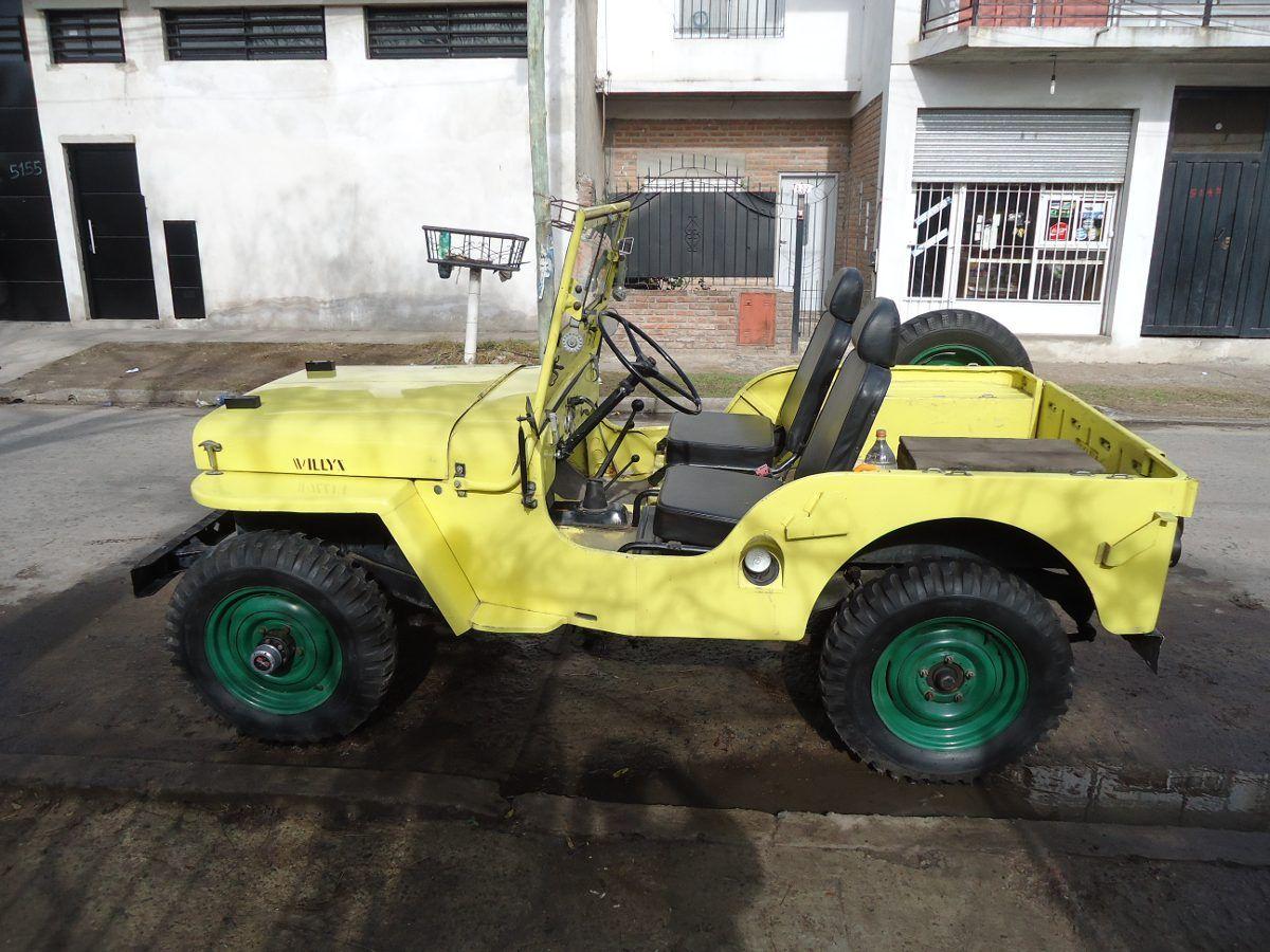 Jeep Willys 4x4 1947 Vendido Ano 1947 1111 Km En Mercado
