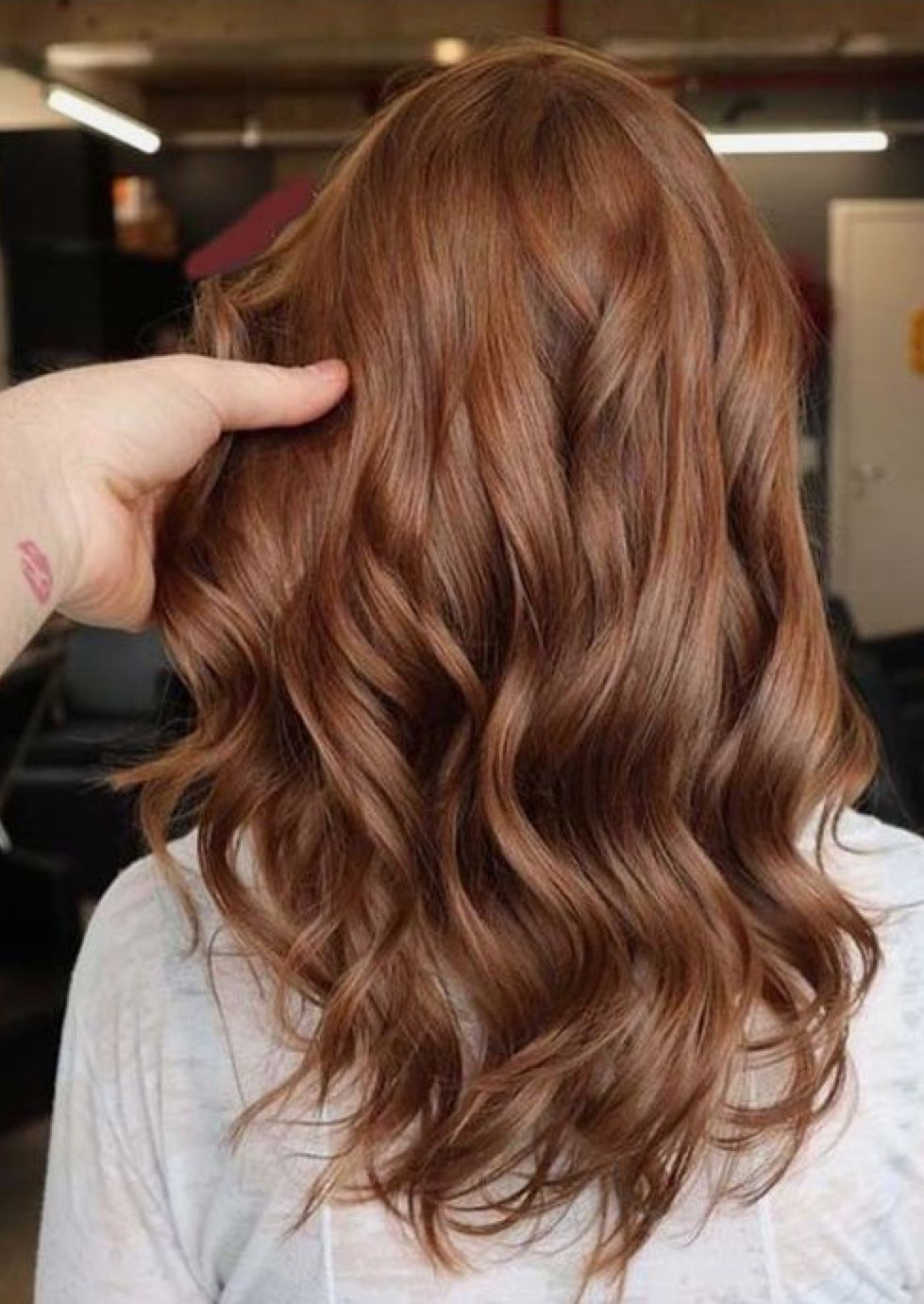 Pin By Claire On Tips With Images Ginger Hair Color Hair