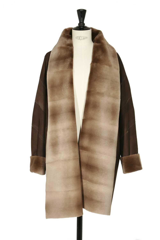 Elena Benarroch excelente diseñadora exquisito abrigo  6952482e4b5