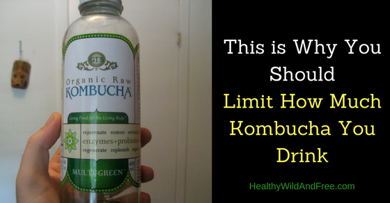 This Is Why You Should Limit How Much Kombucha You Drink Kombucha Drinks Health Articles
